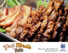 Grill Thrills, Pork Barbecue