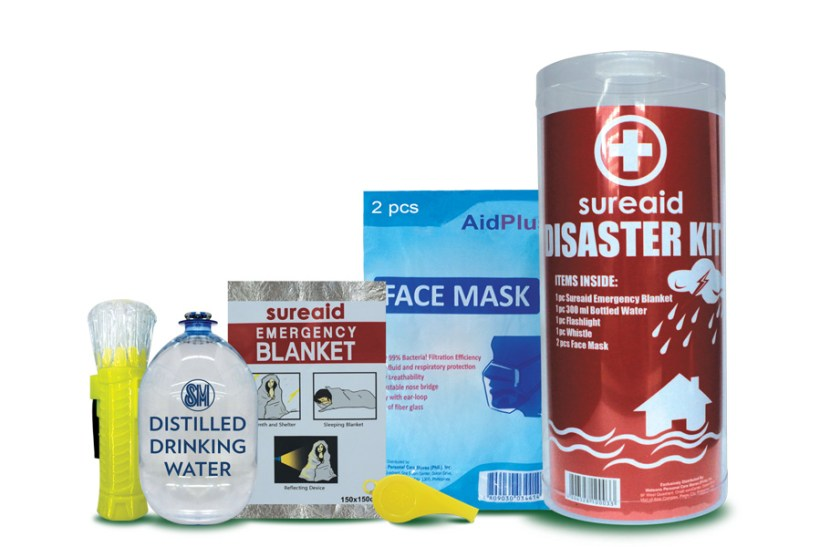 SUREAID DISASTER KIT