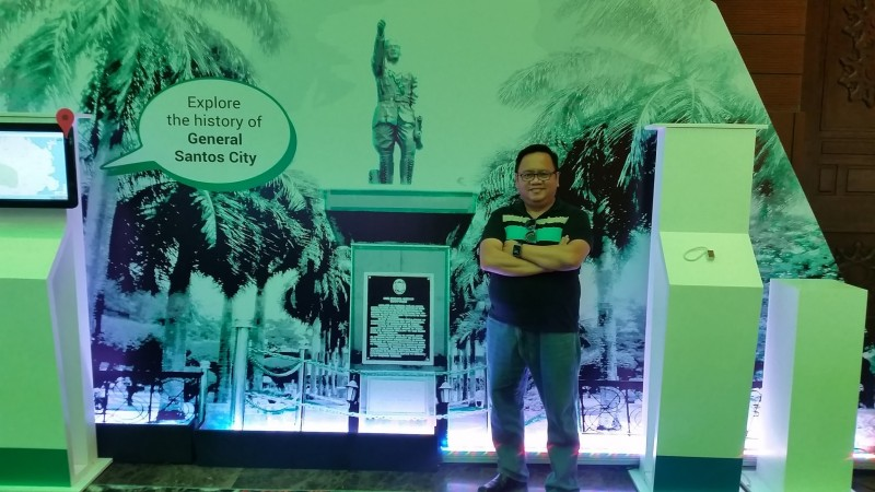 GENERAL SANTOS SHRIE BACKDROP