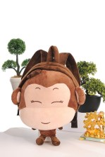 Have fun with this monkey backpack from the SM Children's Accessories.