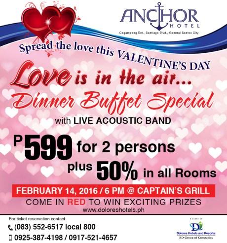 anchor hotel valentine'sanchor hotel valentine's