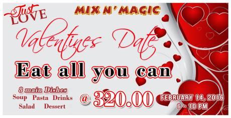 valentines mix n magic