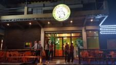 COLUMBUS PLAZA HOTEL'S PARK CUISINE