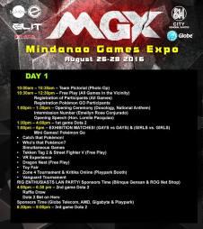 MGX DAY1