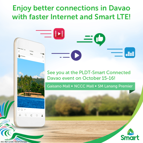 connected davao
