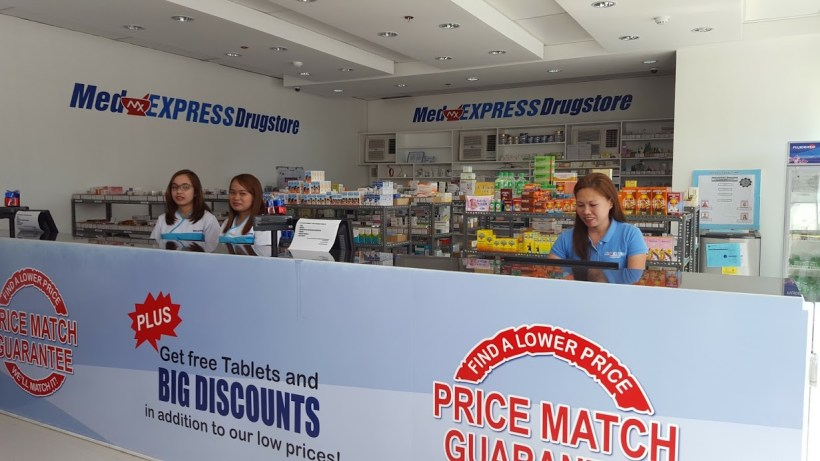 GSDH MEDICAL EXPRESS PHARMACY