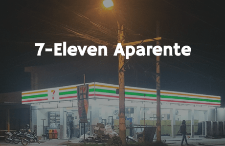 7-Eleven Aparente (and one more) to open this weekend