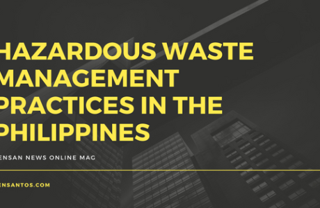 Hazardous Waste Management Practices in the Philippines
