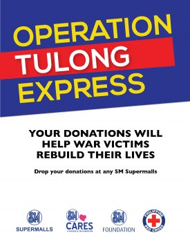 SM Supermalls Operation Tulong Express