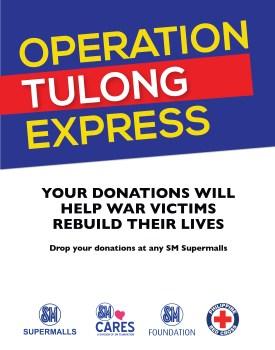 SM Supermalls Operation Tulong Express