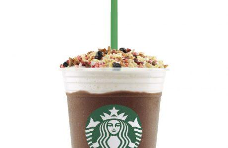 Starbucks unveils new light and indulgent treats July 25