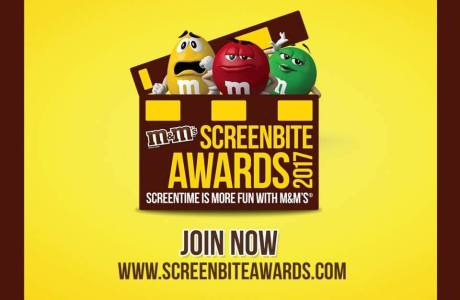 Fly to Japan for FREE! Join M&M'S® Screenbite Awards 2017!
