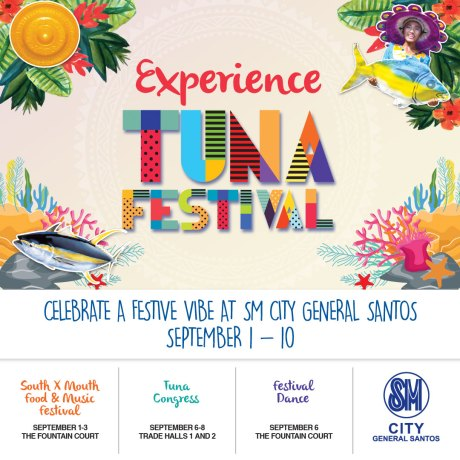 SM GENSAN FESTIVE MINDANAO: TUNA FEST 2017