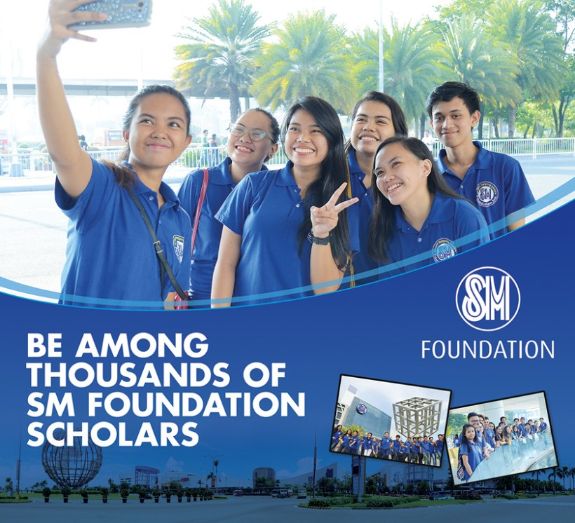 SM Foundation Scholarship