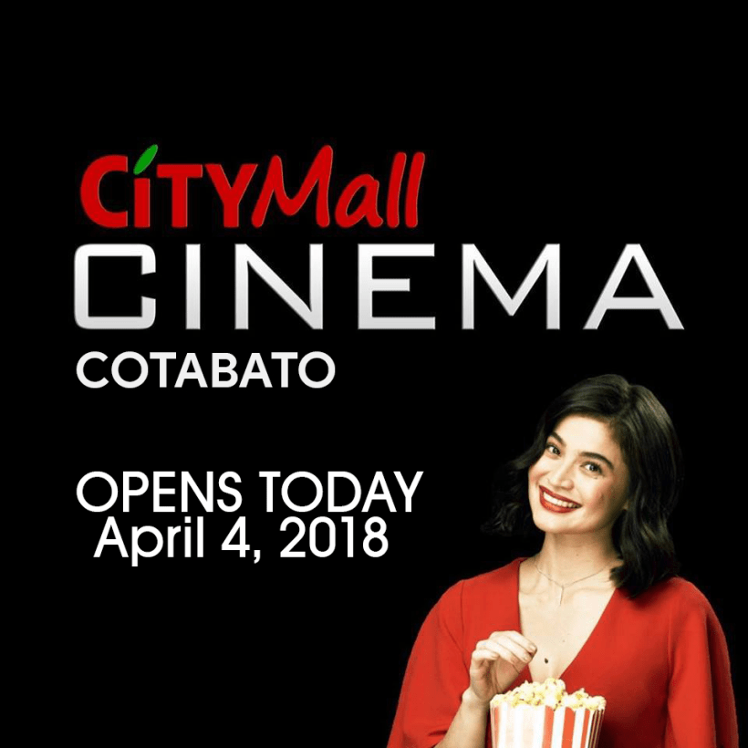 CityMall Cinema Cotabato logo