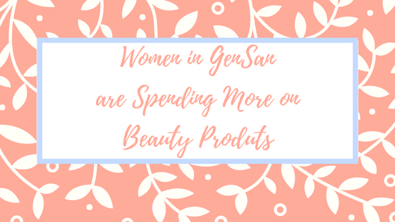 Women in GenSan are Spending More on Beauty Products