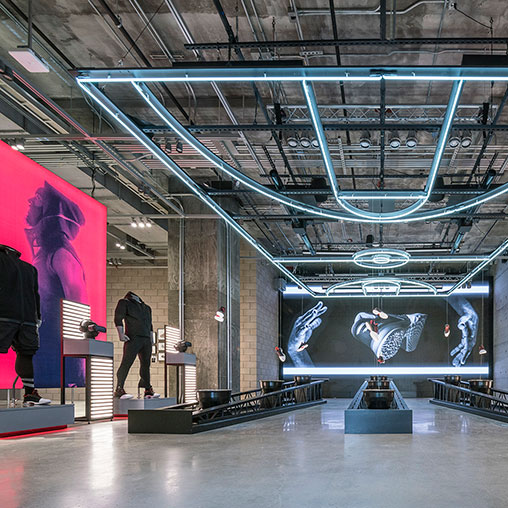 Adidas NYC Projects Gensler