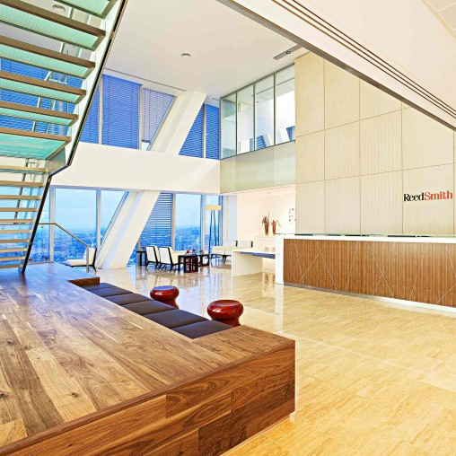 Reed Smith LLP London Projects Gensler