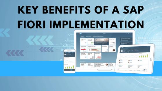 Implémentation de SAP Fiori