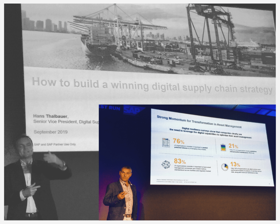 SAP IAM Digital Supply Chain
