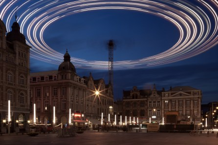 Skylight, Leuven.