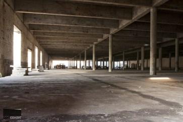 Voormalige fabrieksloods De Porre