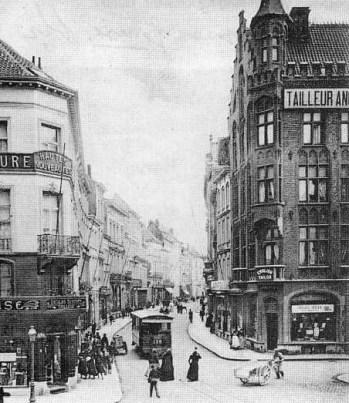 Schuurkensstraat - Historische foto's (1)