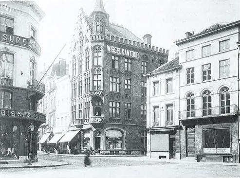 Schuurkensstraat - Historische foto's (2)
