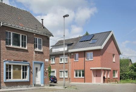 Sociale woning Westveld