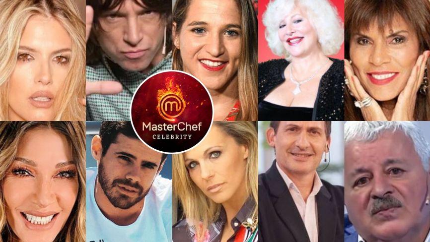 MasterChef Celebrity 3: quiénes son los confirmados hasta el momento y cuándo comienzan las grabaciones – GENTE Online