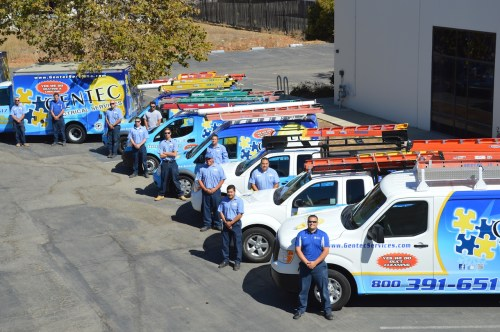 Leading Bay area commercial electrician team for any size project