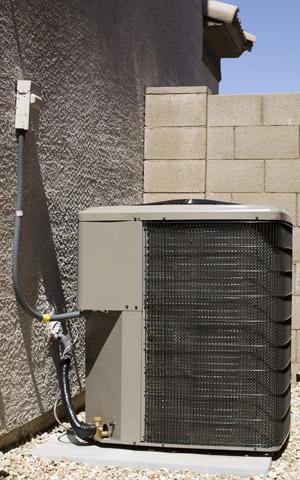 Air Conditioner installed in Dublin California