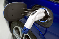 Electric vehicle charging station installed in Milpitas