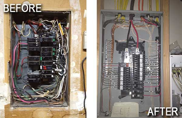 Electrical Panel Replacement from Gentec Services
