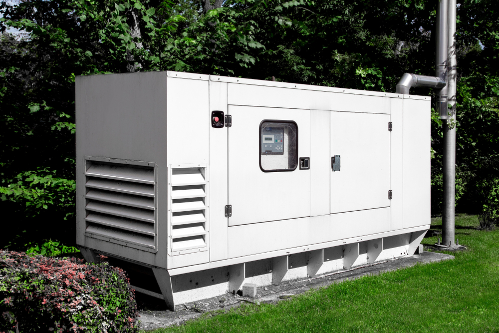 Commercial Backup Generator in The Bay Area