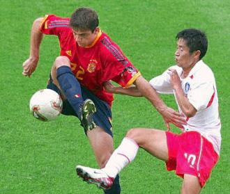 WC2002-SPA-KOR-ACTION