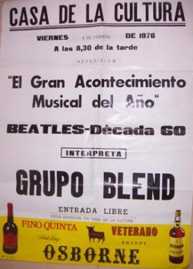 cartel_blend_beatles_1976_puertosantamaria
