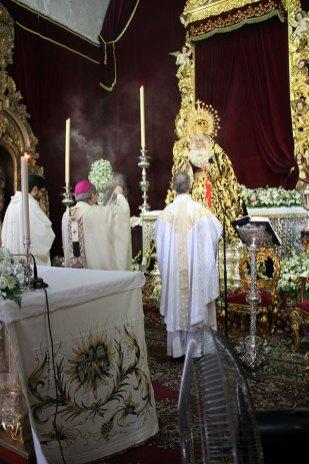 Alcalá del Río celebró el Aniversario de la Coronación de la Virgen de los Dolores (13)