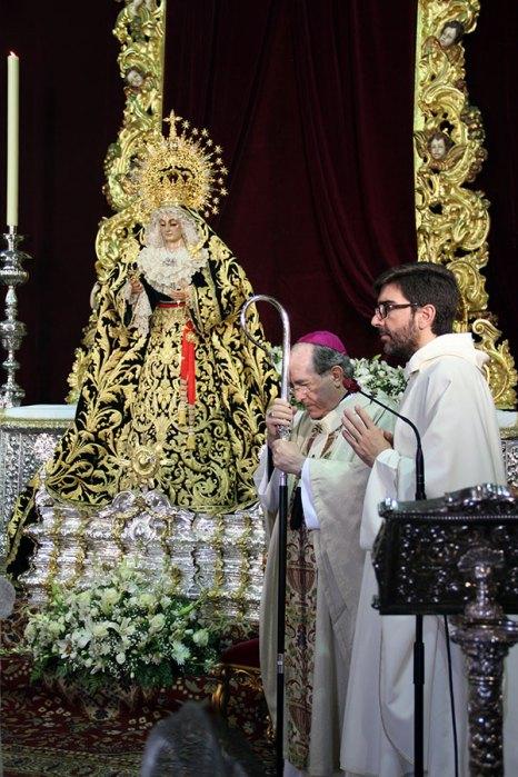 Alcalá del Río celebró el Aniversario de la Coronación de la Virgen de los Dolores (16)