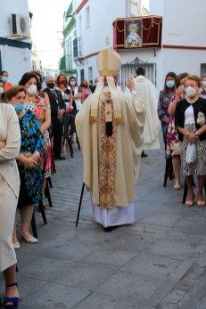 Alcalá del Río celebró el Aniversario de la Coronación de la Virgen de los Dolores (29)