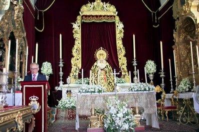 Alcalá del Río celebró el Aniversario de la Coronación de la Virgen de los Dolores (4)