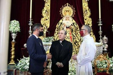 Alcalá del Río celebró el Aniversario de la Coronación de la Virgen de los Dolores (8)