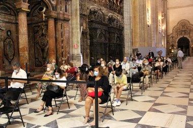 Todos los detalles del funeral en la Catedral de Sevilla (2)
