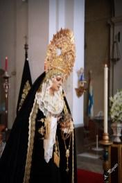 Las últimas horas de la Soledad en Santiago | Antonio Poyato