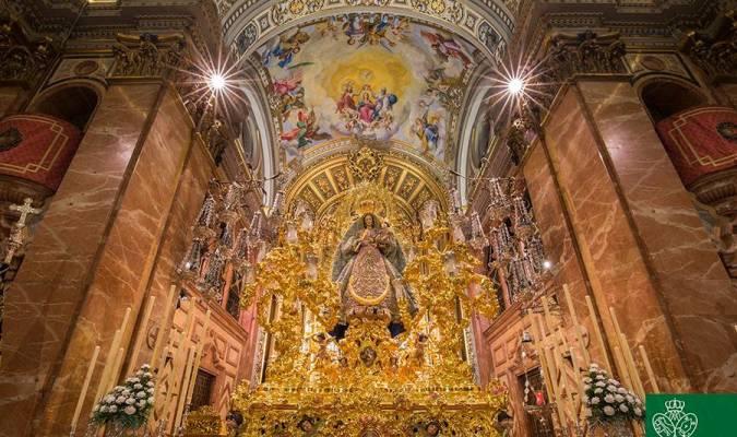 La Macarena celebrará un rosario público extraordinario con la juventud de las hermandades de Sevilla