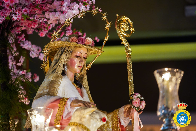 La Pastora de Padre Pío anuncia su salida procesional para el 25 de septiembre