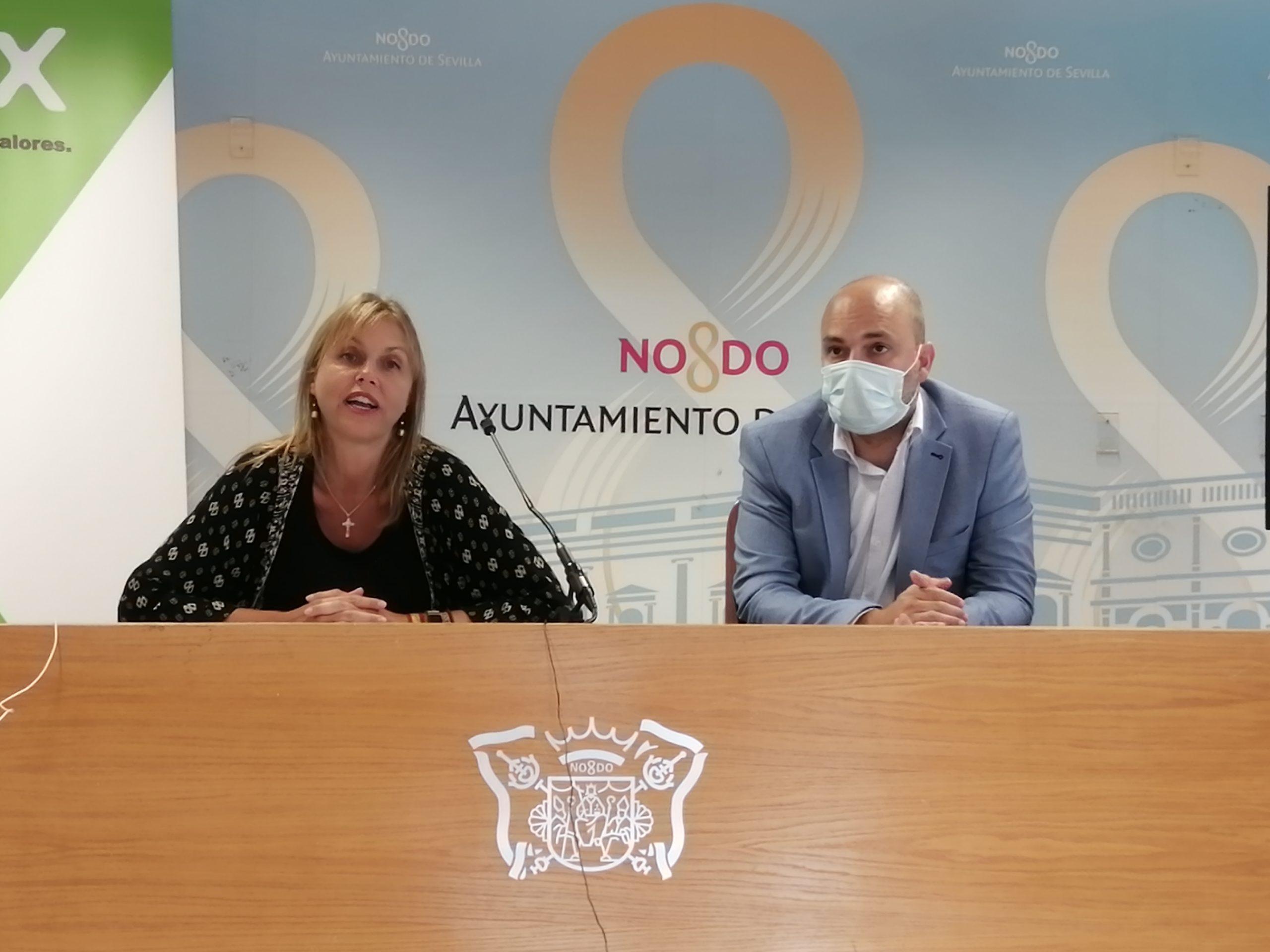 Vox reclama la vuelta de todas las fiestas locales a Sevilla