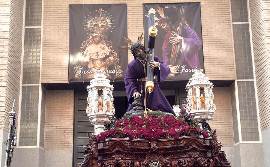 El Señor de Pasión saldrá en Extraordinaria por las calles de Almería al final de septiembre