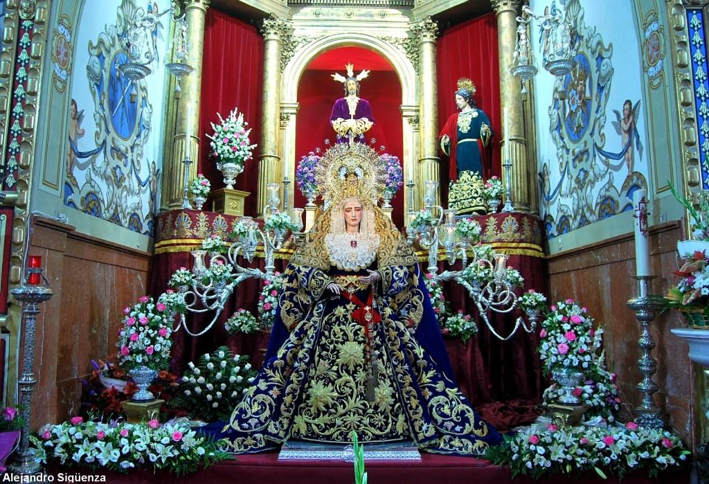 José Enrique González Eulate es reelegido hermano mayor de Santa Genoveva