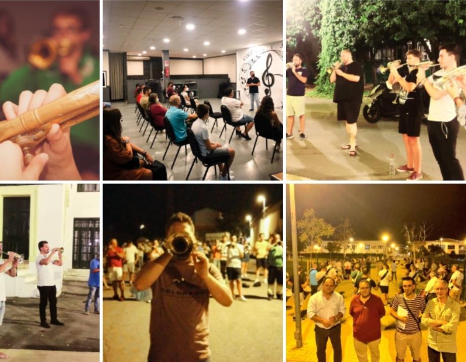 Las bandas de Sevilla vuelven a latir